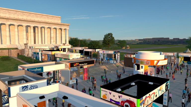 Ferias virtuales de empleo
