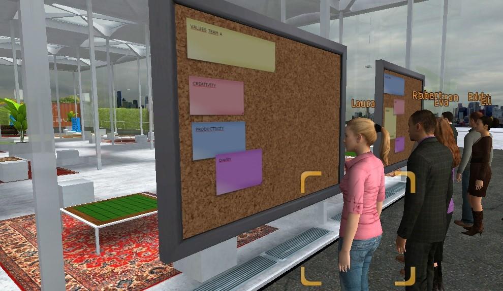 actividades de team-building-Virtual