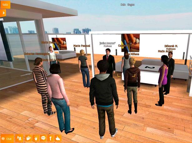 aula virtual unir