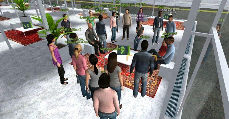 Eventos virtuales, híbridos y presenciales