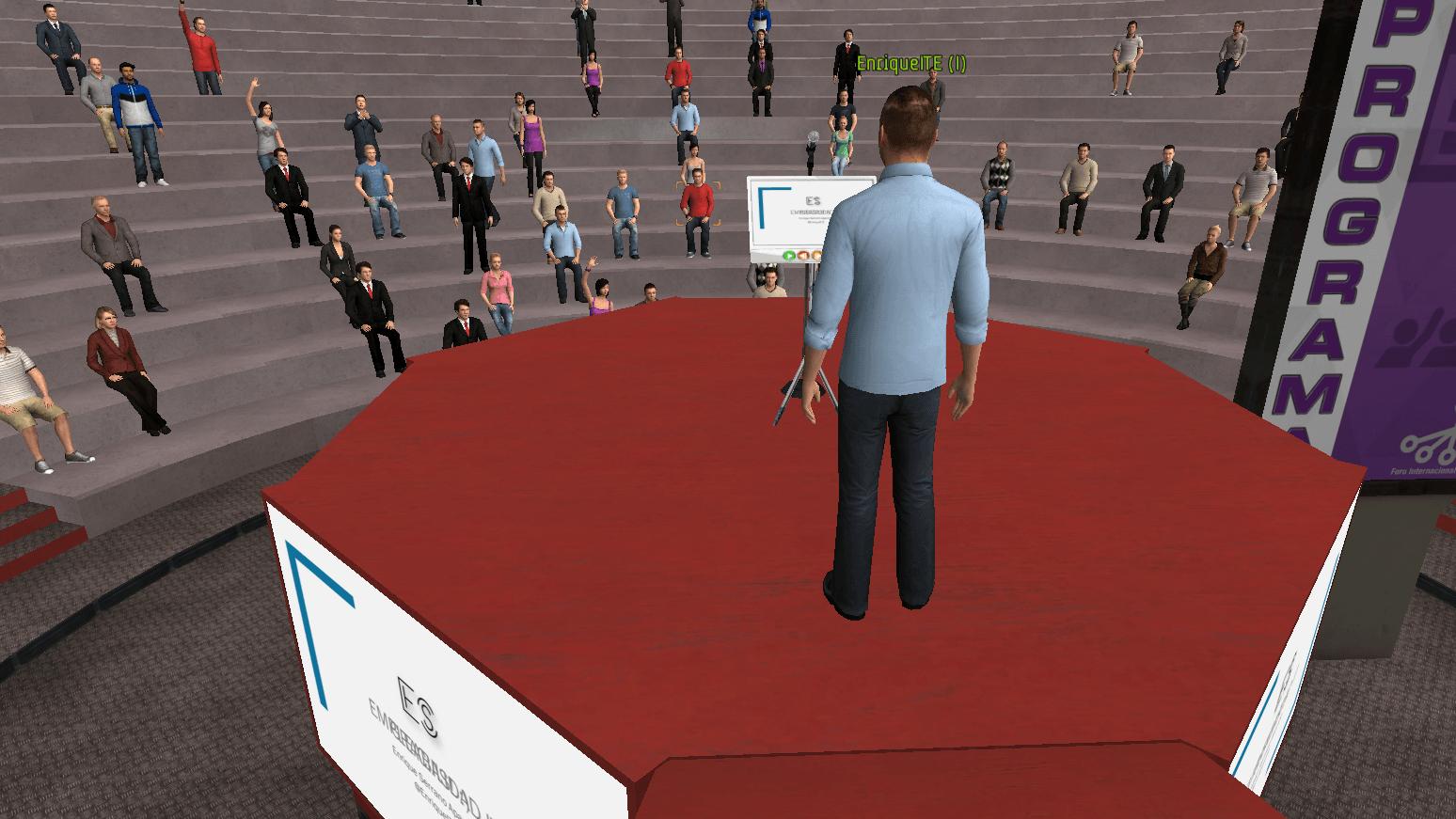 Ahorra dinero con eventos virtuales