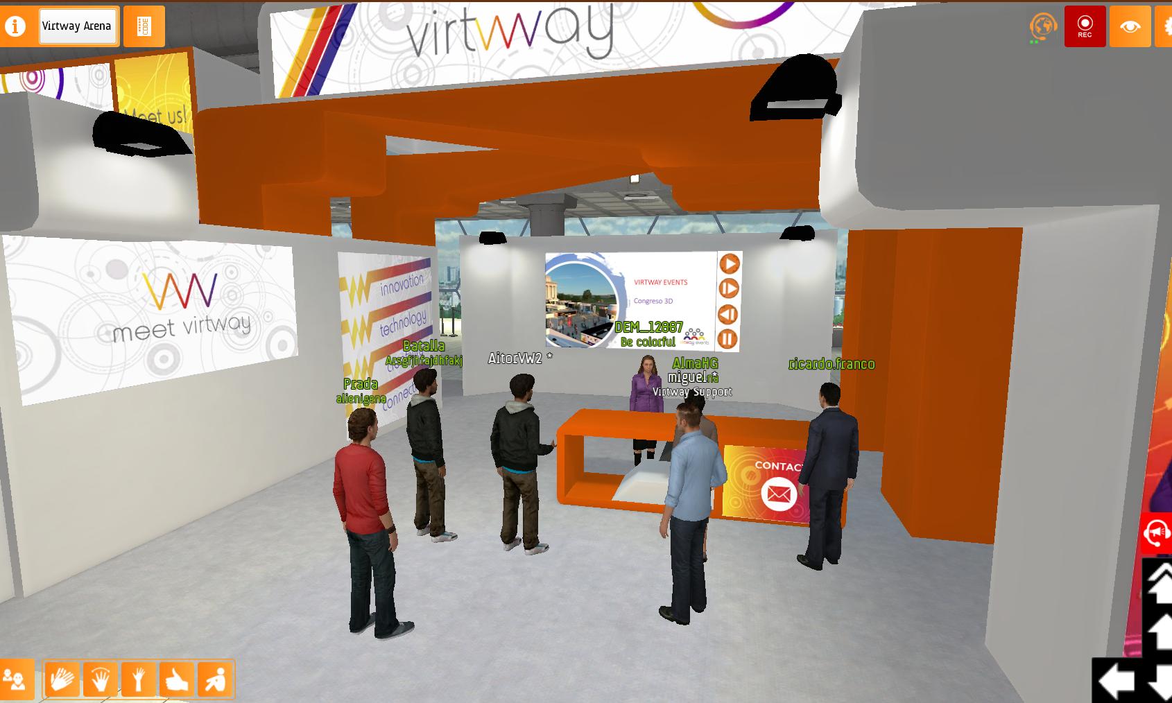 invertir en eventos virtuales en 2020
