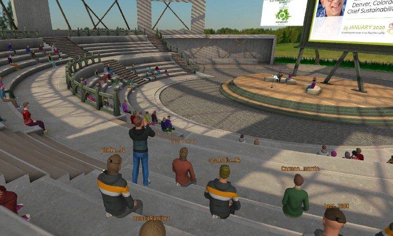 Cómo convertir una conferencia presencial en un evento virtual