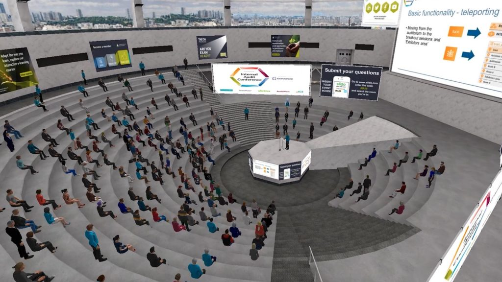 virtual-auditorium