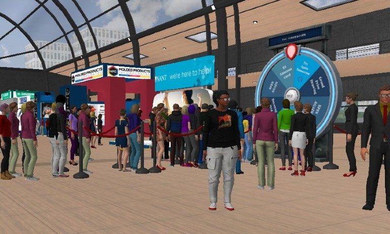 ¿Ansias tener engagement en tus Eventos virtuales? Échale un ojo a Virtway Events