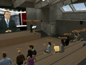 virtual classrooms for businesses