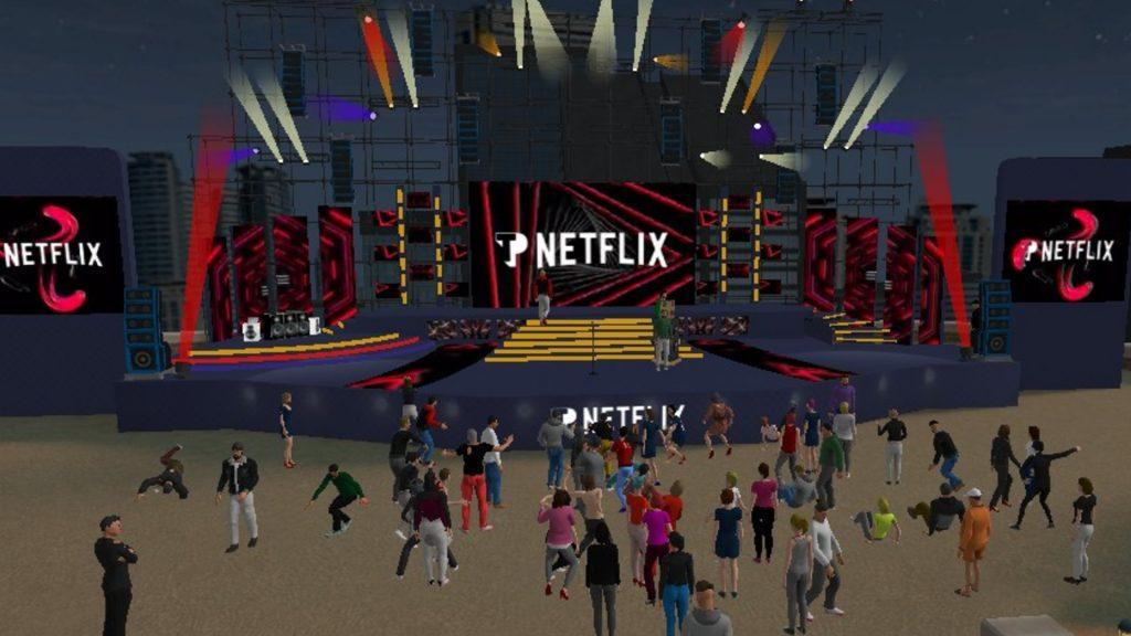 virtual-concert-netflix