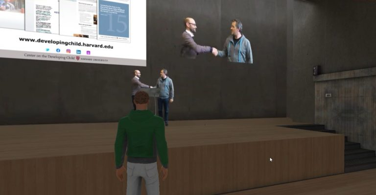 Real-time 3D Holograms