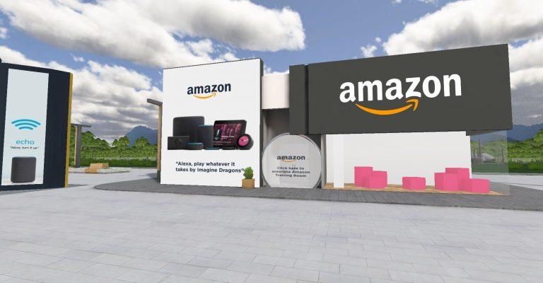 amazon virtual room