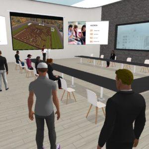 Virtual Meeting Rooms