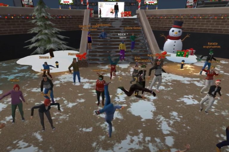 Holiday Dance Party