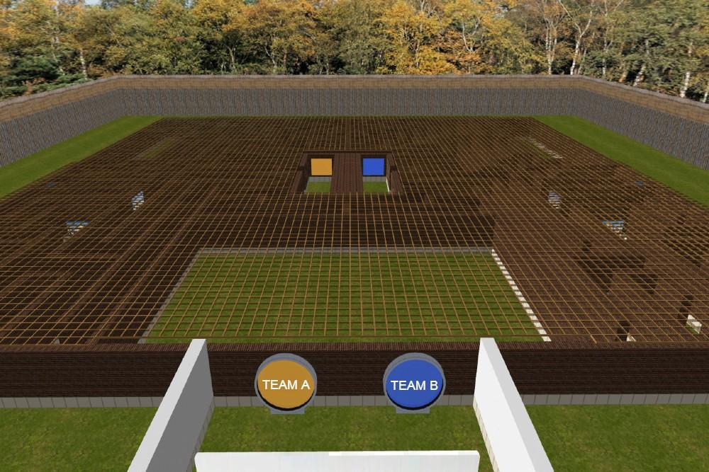 Virtual Maze